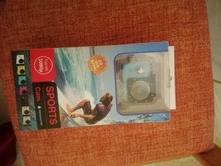 camara acuatica deportiva full hd 1080p