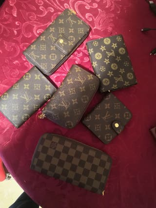 monederos louis Vuitton nuevos