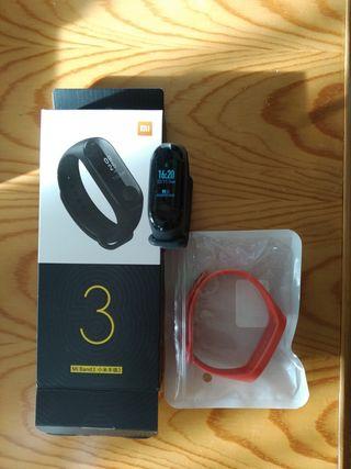 pulsera de actividad Xiaomi banda 3