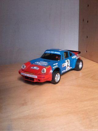 Scalextric Porsche Carrera RS