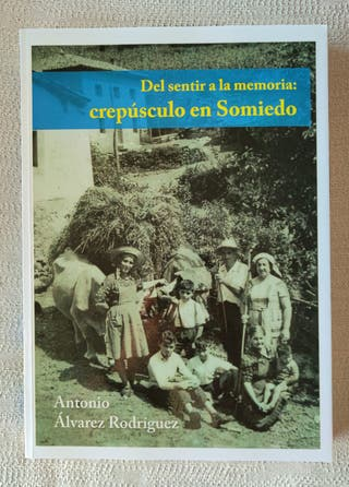 Libro Crepúsculo en Somiedo. Etnografía Asturias