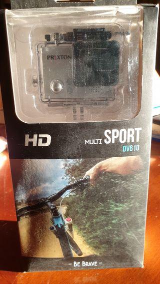 cámara Prixton HD multiforme DV610