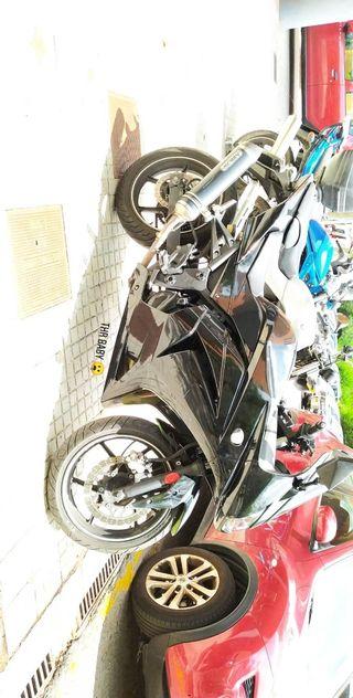 Carenado Ninja 250r