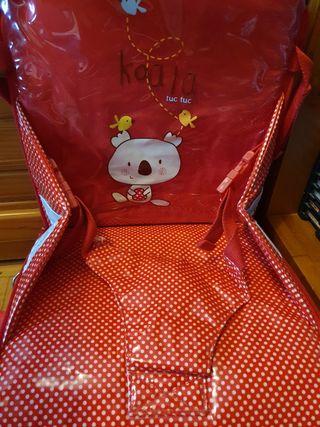 Trona silla portátil Koala de Tuc Tuc