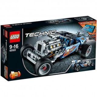 Lego technic coche deportivo