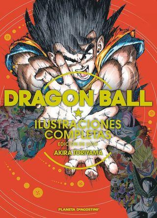 Dragon Ball (ilustraciónes) y Spin Off Yamcha