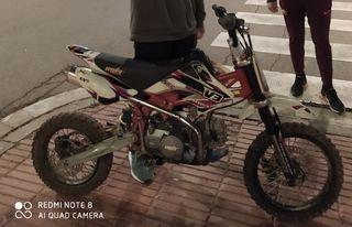 pit bike imr 125