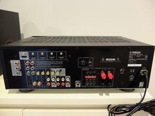 Yamaha RX-V373 Sintonizador Equipo de Sonido 5.1
