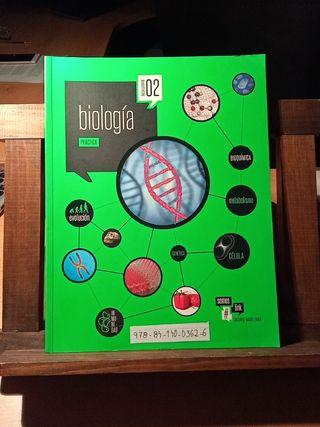Biología práctica 2º Bach