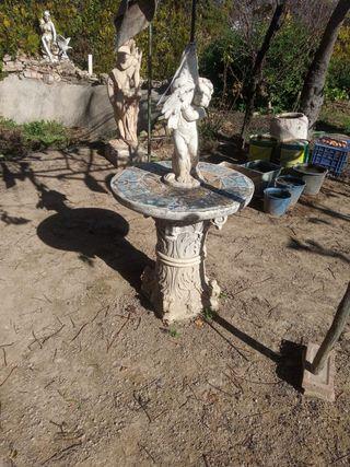 Figura decoración de cerámica