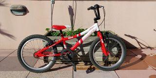bicicleta infantil Monty Micro