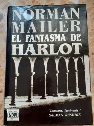Libro El fantasma de Harlot