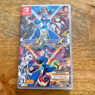 ROCKMAN X Anniversary Collection Nintendo Switch