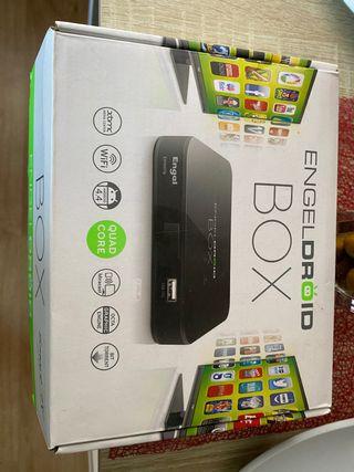 Engel EngelDroid BOX EN1007Q Smart TV Quad Core