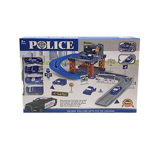 Parking Emergencia Policia