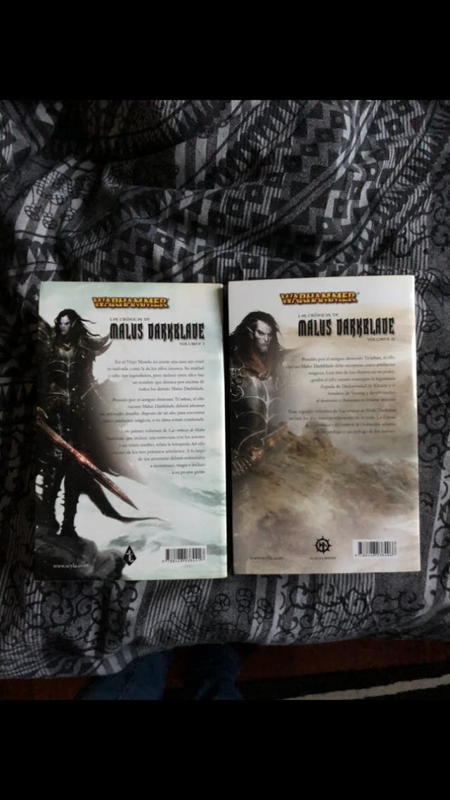 Ómnibus Malus Darkblade