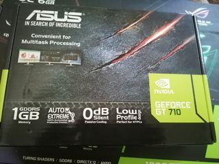 Tarjeta gráfica Asus GeForce GT 710 1GB GDDR5