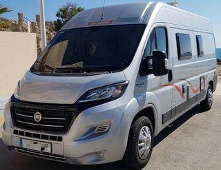 Autocaravana / camper challenger vany v114 max
