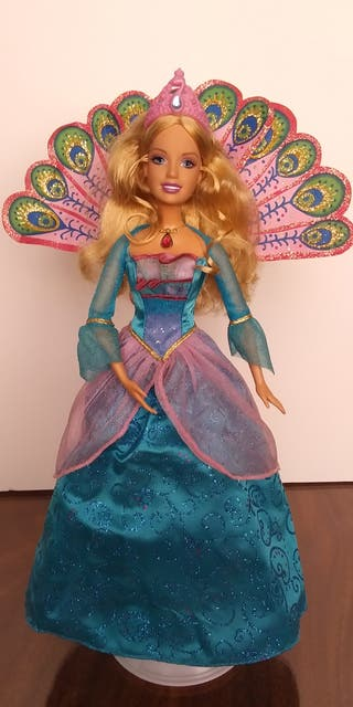 Muñeca Barbie princesa Rosella