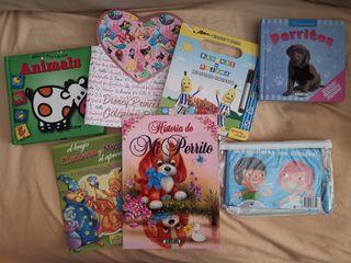 libros educativos para niños de hasta 5 años