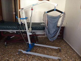Grúa eléctrica ortopedia