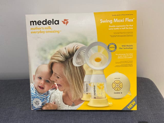 Sacaleches Swing Maxi flex medela