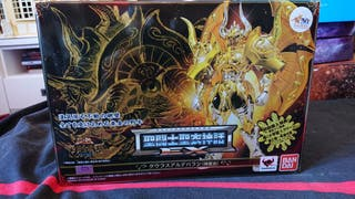 Saint Seiya Soul Of Gold S.O.G God Cloth Aldebaran