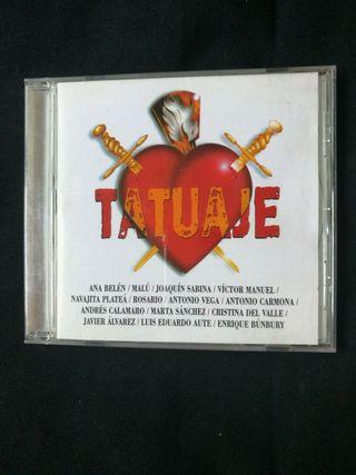 TATUAJE - CD ORIGINAL - LA COPLA