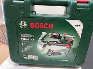 Taladradora Bosch sin estrenar