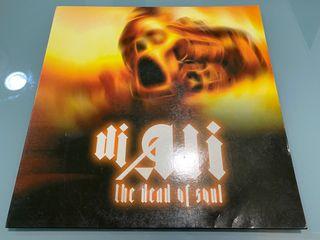 VINILO DJ ALI - THE DEAD OF SOUL