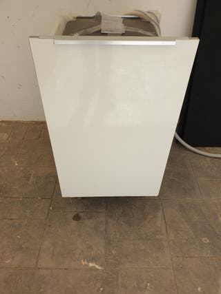 Lavavajillas Balay 45cm Panelado Blanco