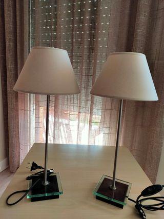 lámparas dormitorio