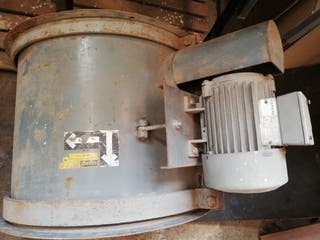 Extractor aire casals