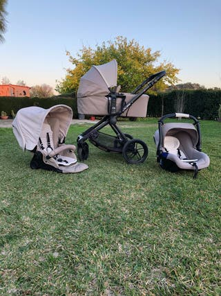 Jane muum carrito de bebés 3 piezas