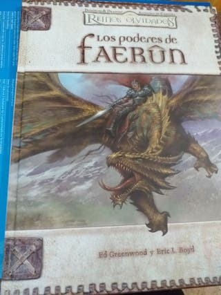 Dungeons & Dragons: Los poderes de Faerûn