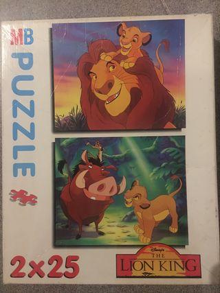 Puzzles El Rei Lleó