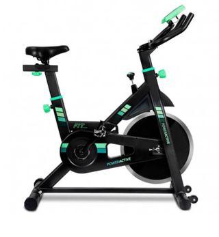 Bicicleta estática cecotec power active