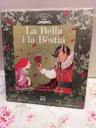 Llibres La Blancaneu i La Bella i la Bèstia