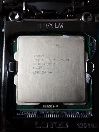I7 2700k