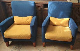 sillón , sillones, butaca