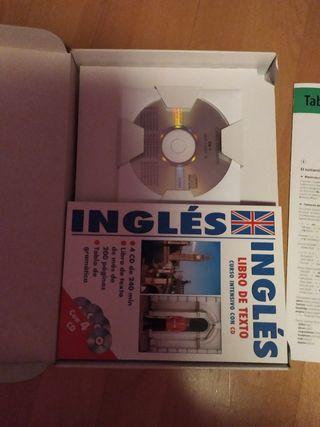 Curso intensivo de inglés con CD
