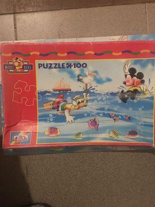 Puzzle 100 peces