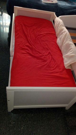 cama infantil.