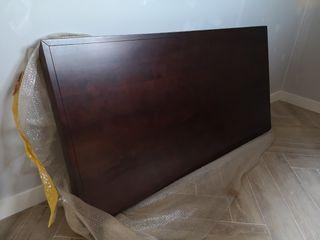 Mesa comedor 2m madera natural