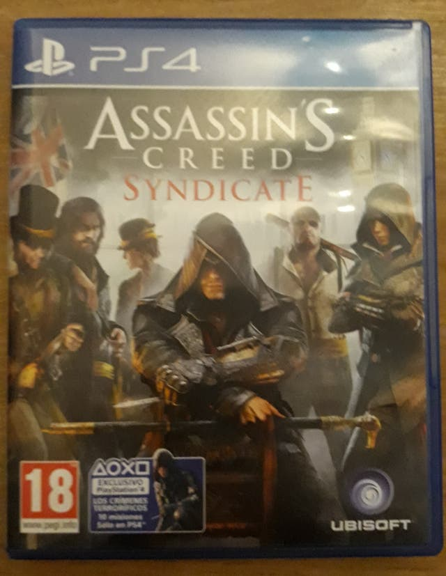 Juego Play Station 4 ASSASSIN'S creed syndicate