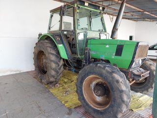 Tractor deutz dx 4.5 doble traccion 90 cv