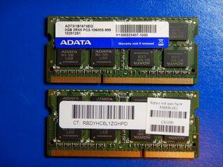 Memòria RAM DDR3 portàtil
