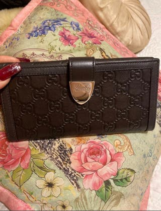 Cartera monedero original Gucci