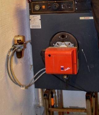 Reparacion calderas gasoil,estufas pellet, insert.