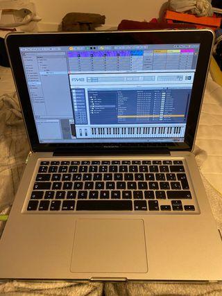 MacBook Pro I7 con ssd 1 Tb